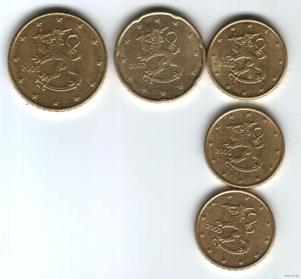 Купить евроценты 10 пенни