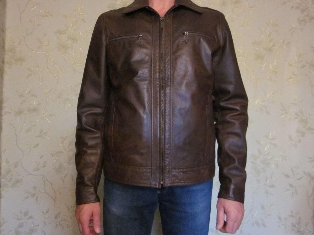 Мужские Кожаные Куртки Турция Купить