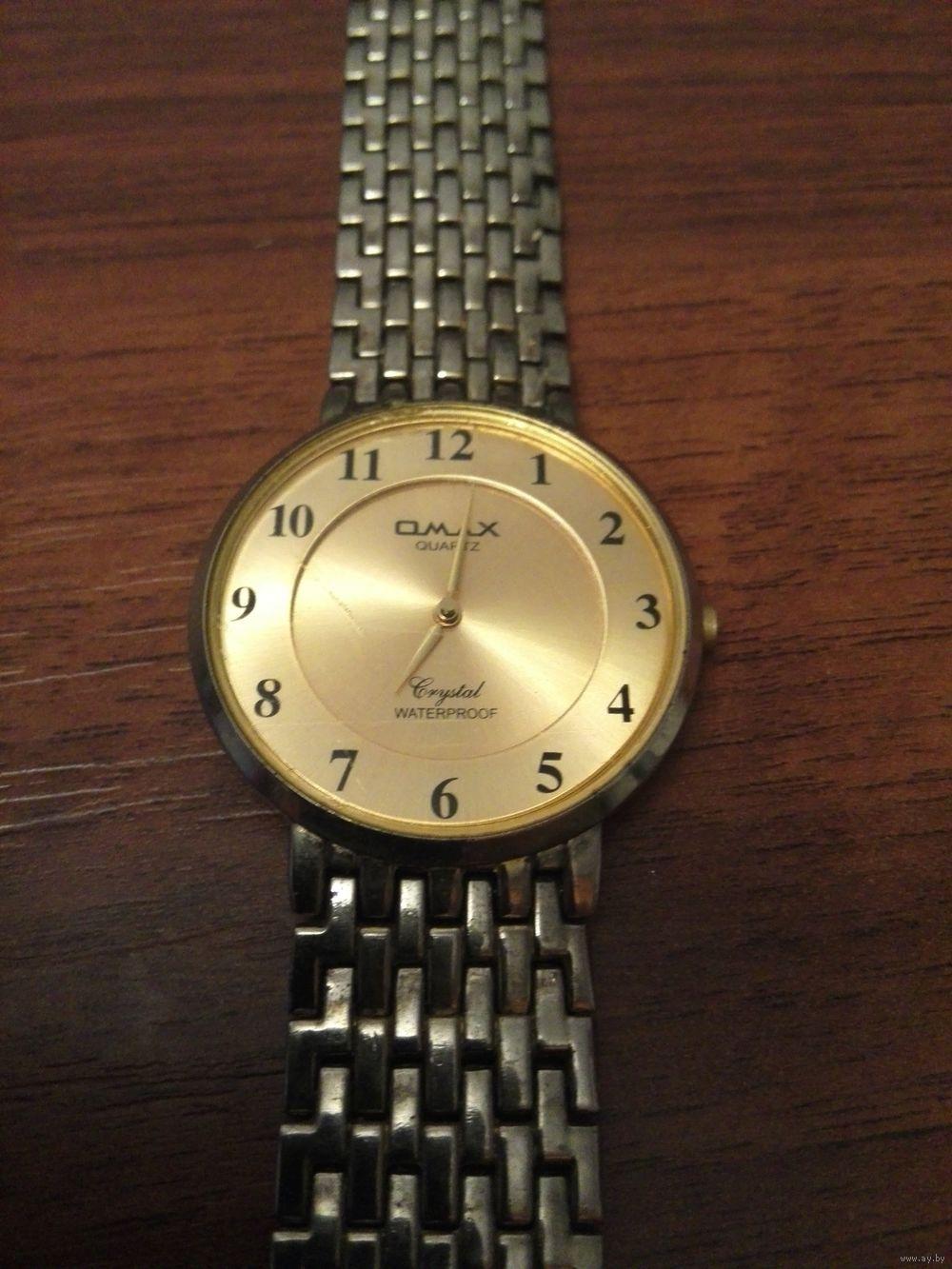 Omax часы since 1946