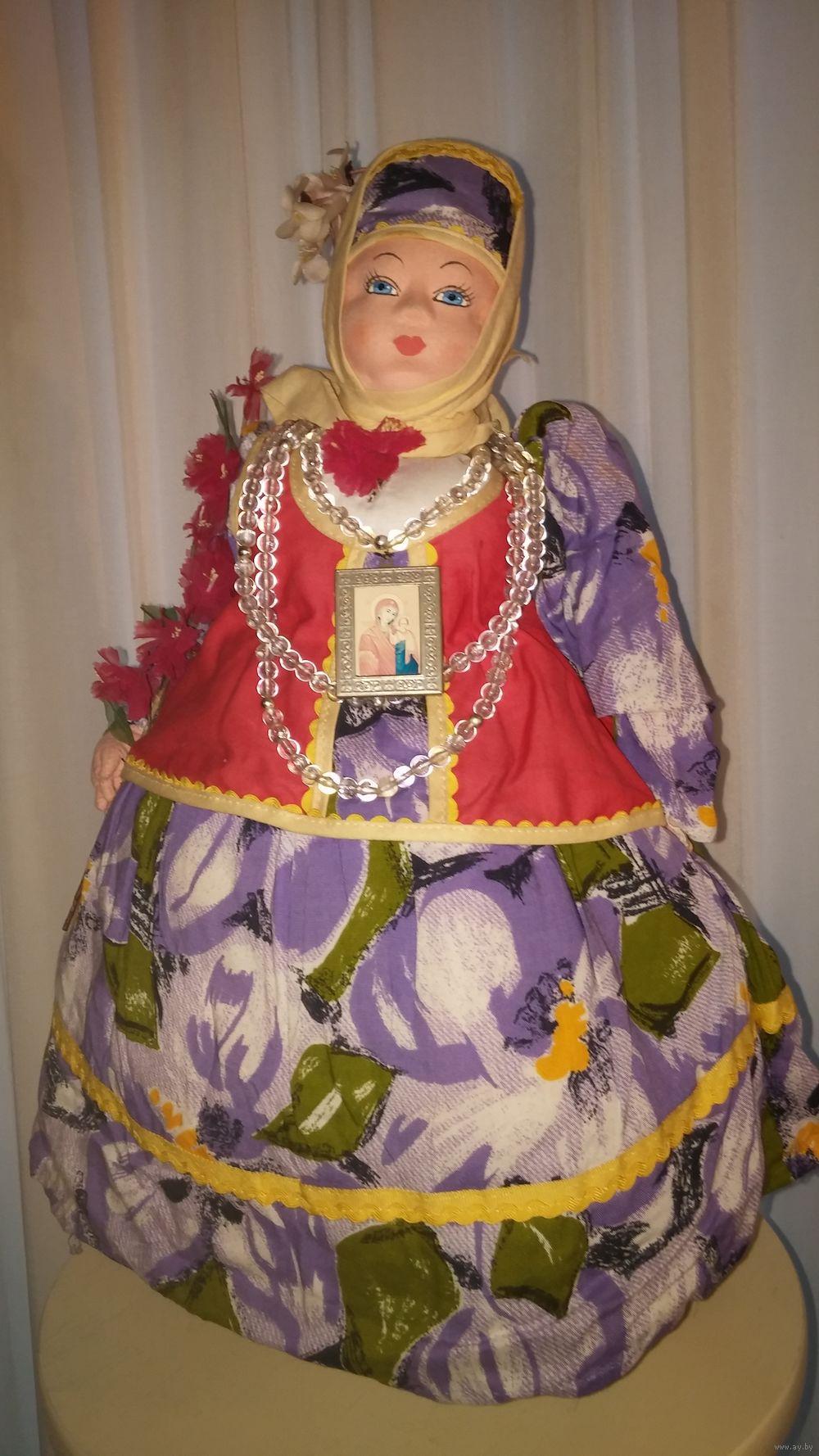 Кукла на самовар своими руками фото