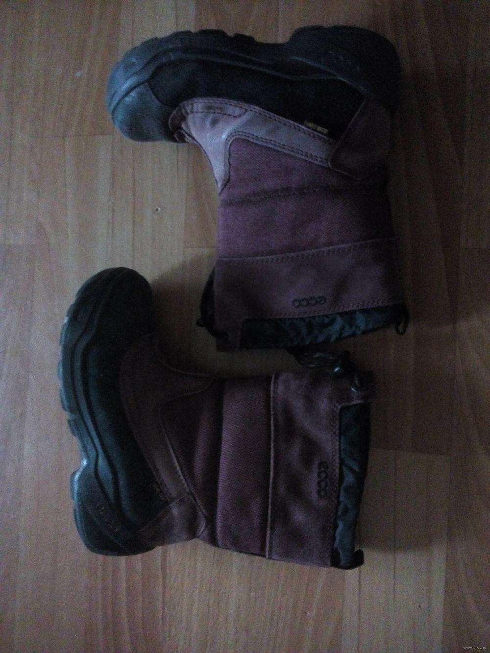 7eb2e1509 Сапоги детские Ecco. Купить в Минске — Детская обувь Ay.by. Лот ...