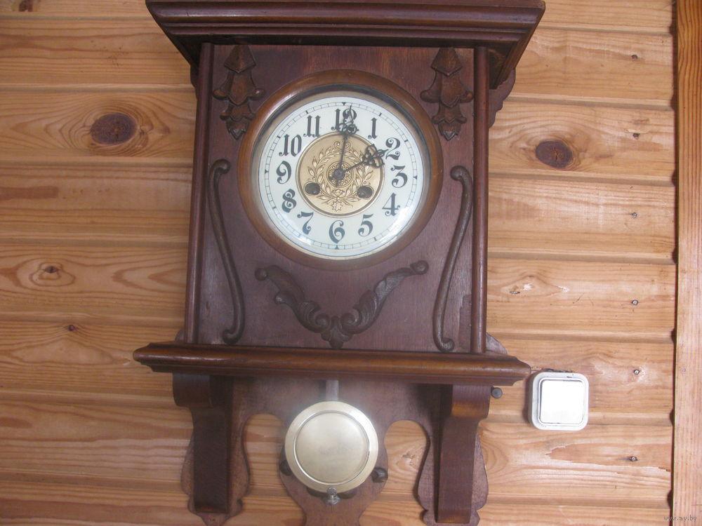 Реставрация старинных часов настенных 134