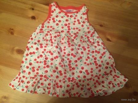 Длинна платья на девочку 2 года