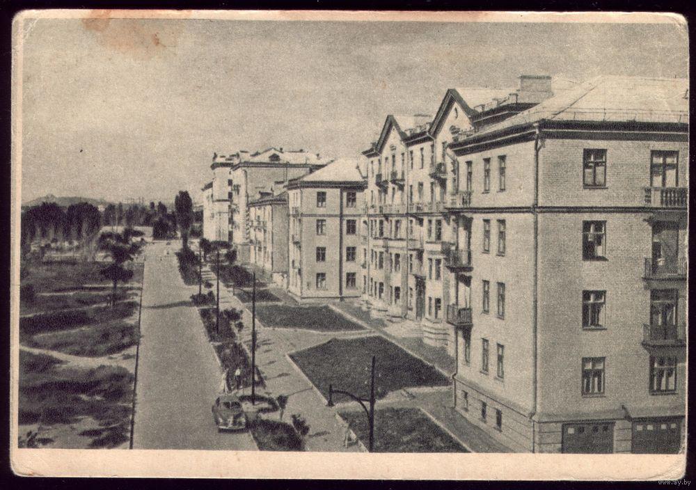 Орджоникидзе открытки 89