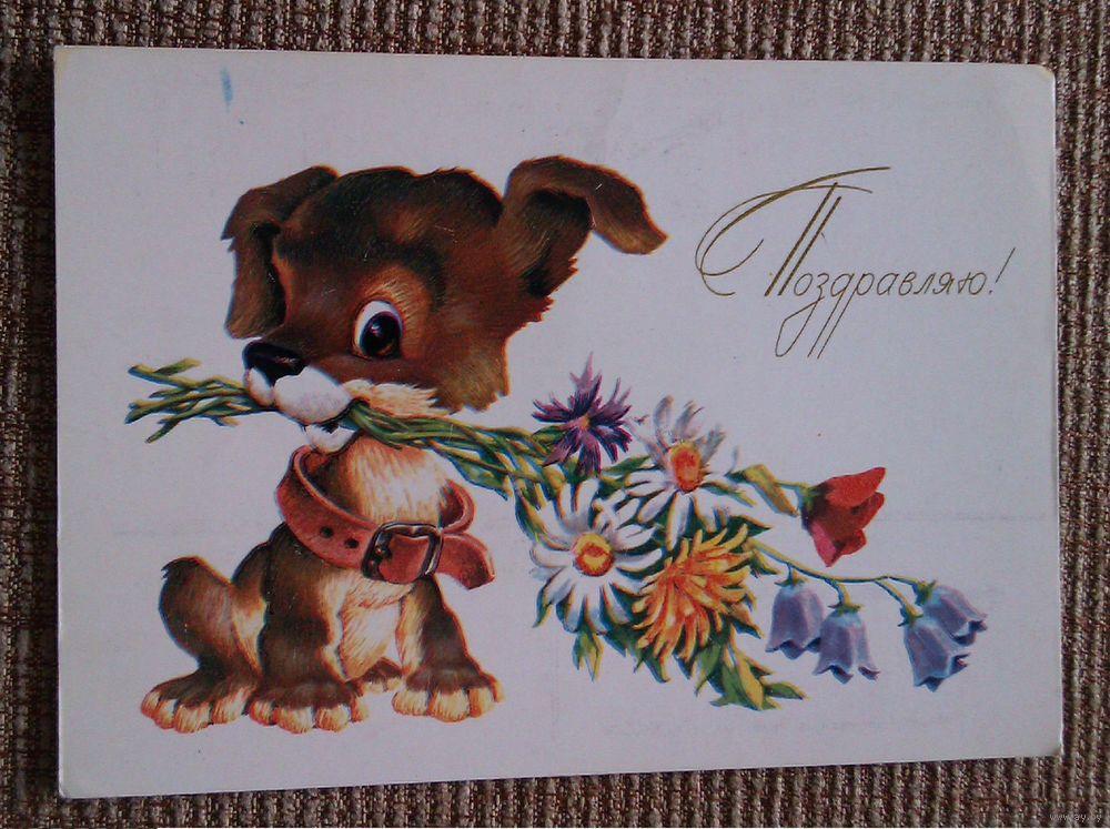 Старые открытки четверикова 96