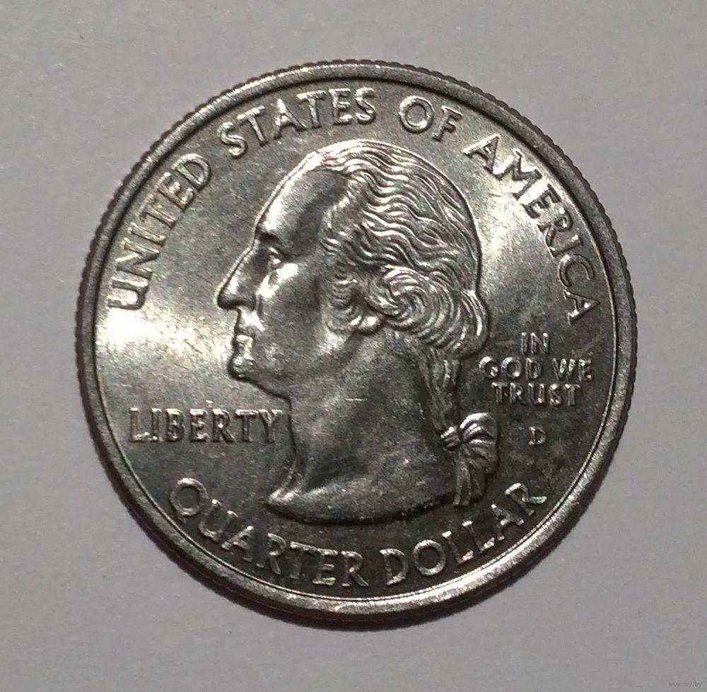 Откуда взялись названия монет США?