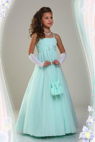 Платье для девочки прокат минск